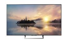 Sony breddar utbudet av 4K HDR TV med XE70-serien