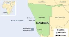 【BREAKING】Murphy, OMV take Namibia stakes