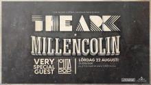 The Ark + Millencolin + Lolita Pop till Örebro, Gustavsvik, 22/8!