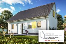 Town & Country Haus gewinnt Silber beim Deutschen Traumhauspreis