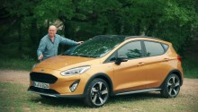 Her tester Jan Erik Larssen Fords nye crossover – Fiesta Active
