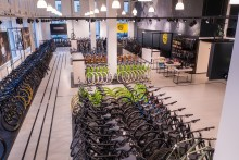 Bikester öppnar sin första butik i Stockholm
