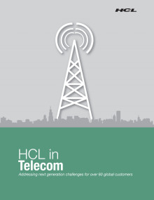 HCL Services for tele-branchen