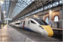 日立が鉄道運行会社のファーストグループ社から英国・イングランド北部の路線に 向けた標準型都市間車両「AT-300」の納入および保守に関する正式契約を締結