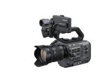 A Sony lança a câmara profissional Full-frame FX6 para expandir a sua gama Cinema Line