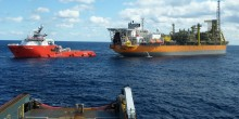 V.Ships Offshore Captains and their crew recognised by Shell for safety