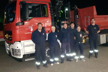 Barnimer Feuerwehrleute helfen in Rheinland-Pfalz