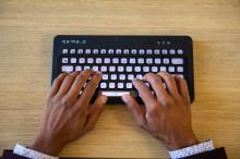 Nemeio Launches Fully Customizable Global E-paper Keyboard on Kickstarter