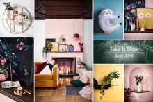 Lagerhaus presenterar kollektionen TAKE IT SLOW