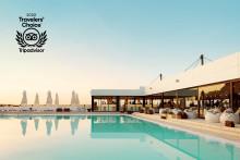 Tjäreborgin Ocean Beach Club -hotelli Gran Canarialla on saanut Travellers's Choice -tunnustuksen