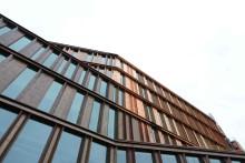 Reportage: Nya tingsrätten i Lund – modern och säker med ISOVER Glasull