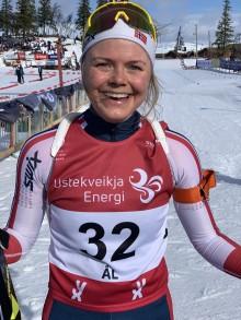 Hilde Fenne vant Kongepokal og ble norsk mester på dagens normaldistanse.
