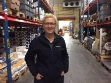 Martin & Servera bygger nytt lager i Norrköping