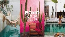Quartiers förvärvar driftbolaget Boho Club, samt säkerställer finansiering för färdigställande och öppnande av hotellet BOHO Club med tillhörande restauranger på Golden Mile i Marbella under 2019