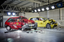 15,000 Killed and Seriously Injured Saved Annually in the UK as Euro NCAP Marks 20 Years of Car Crash Testing