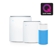 Blueair air purifiers awarded Quiet Mark™