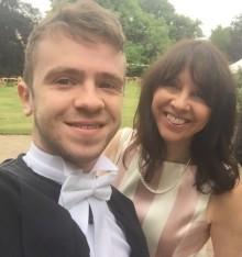 Renée Wallen: my son had a stroke