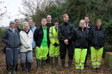 Center Parcs Woburn Forest volunteers to give a helping hand at Flitwick Moor