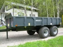Premiärvisning på Maskinexpo Multicargos nya 9-tons dumpervagn