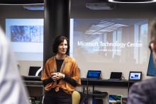 Microsoft åpner teknologisenter i Norge