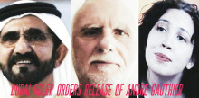 Dubai ruler Sheikh Mohammed orders release of Canadian whistleblower André Gauthier, following campaign by Detained In Dubai