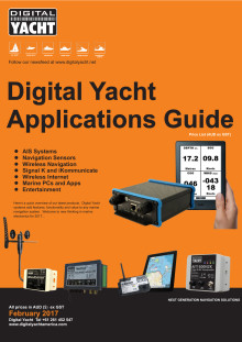 Digital Yacht 2017 Australian Catalogue & Price List Now Available