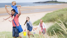 North East families choose the bus for Big Days Out