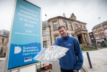 Digital Scotland Superfast Broadband reaches more of Glasgow