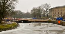 Trafikkontoret häver kontraktet med entreprenören för Vasabron