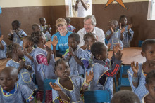 Norwegian and UNICEF's Fifth Humanitarian Aid Flight Will Depart for Chad This Fall