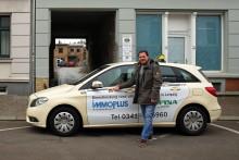 """""""4884 - Ihr Funktaxi"""" bietet neues digitales Taxi-Bezahlmodell: Bestellung, Bezahlung und Bewertung in einer App"""
