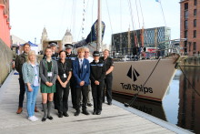 Police yacht race launched at Royal Albert Dock