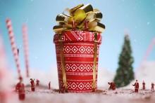 Barebells julkalender - jakten på den perfekta julen
