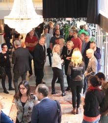 Växjö söker inspiration i Göteborg för ny kulturarena