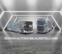 Besuchen Sie die virtuelle Scania Automobilausstellung!