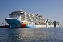 New record year for cruises