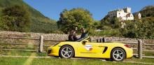 Wo Fahren zum Erlebnis wird: Cabrio Urlaub in Südtirol