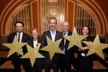 Out of this world review for the Usher Hall