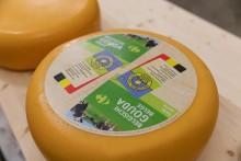 Milcobel en Carrefour brengen Belgische Gouda naar de consument