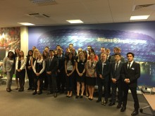 Allianz welcomes 2019 graduate intake to the business