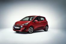 Hyundai oppgraderer sin i10