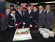 Norwegian's low-cost service from LA, New York and Fort Lauderdale to London takes off