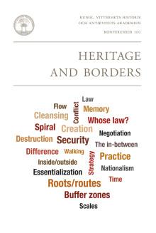 Ny bok -  Kulturarv och gränser