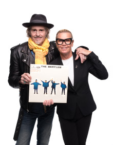 Premiär för Sveriges enda podd om The Beatles