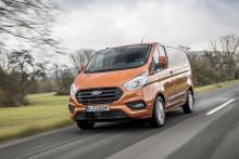 Nya generationen av Europas mest sålda transportbil är redo för produktionsstart
