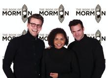 Ny ung skuespiller får hovedrollen i THE BOOK OF MORMON