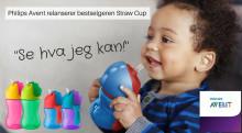 Philips Avent relanserer bestselgeren Straw Cup!