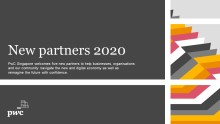 PwC welcomes five new partners in Singapore
