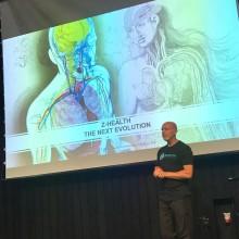 Z-health och Dr Eric Cobb gästade Malmö