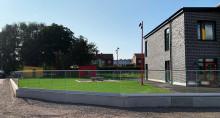 Funktion och hållbarhet på Halmstads nya förskola
